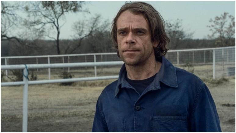 Nick Stahl stars as Riley, as seen in Episode 12 of Fear the Walking Dead