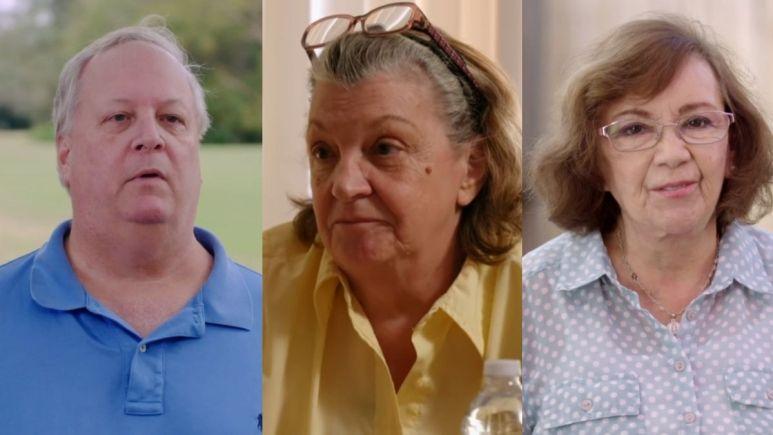 Chuck, Debbie, and Norma