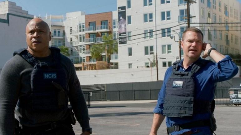 Sam And Callen NCIS LA