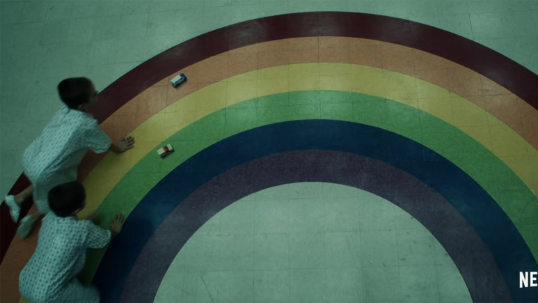 Stranger Things 4 Rainbow Room