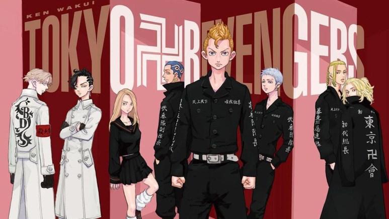 Tokyo Revengers Manga English