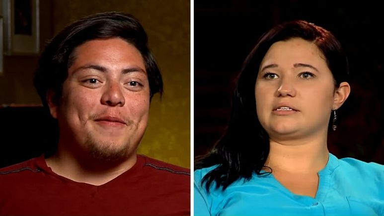 Tony and Mykelti Padron of Sister Wives