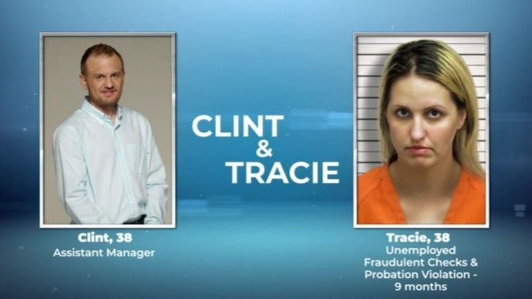 Clint and Tracie