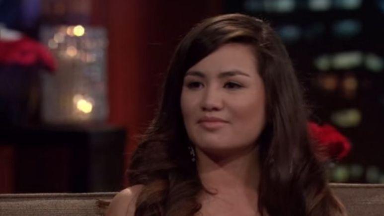 Caila Quinn on The Bachelor