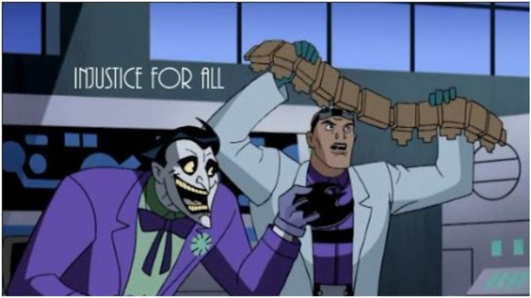 Joker and Luthor