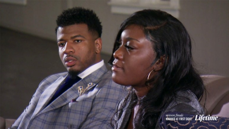 Married at First Sight Chris and Paige