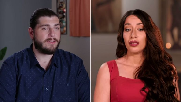 90 Day Fiance star Andrew Kenton talks about Amira's behaviour during the Tell All