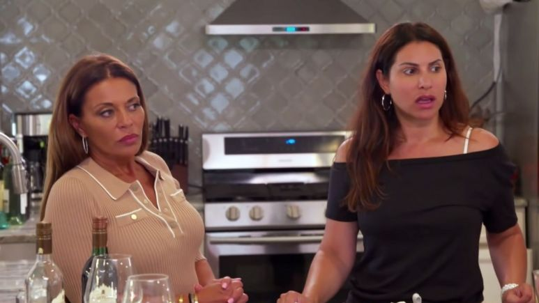 RHONJ star Jennifer Aydin dishes on her latest argument with Dolores Catania