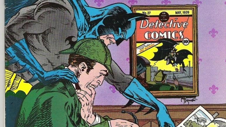 Batman Sherlock Holmes