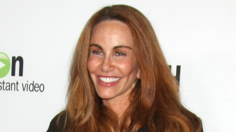 tawny kitaen at bosch red carpet event in 2015