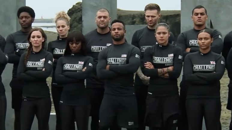cast members from the challenge double agents season including nelson thomas amber borzotra