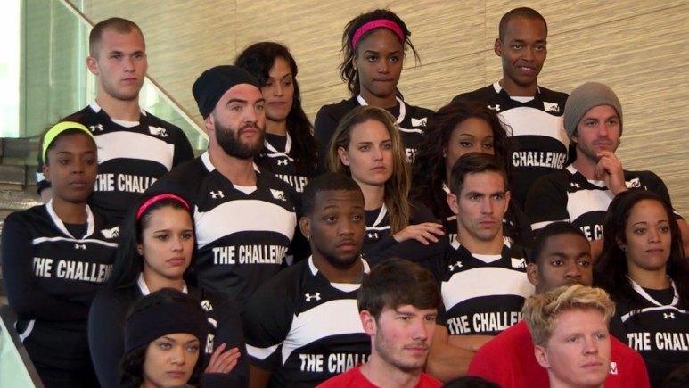 the challenge free agents cast during episode 1