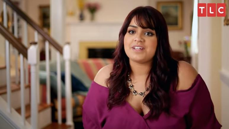 90 Day Fiance: Happily Ever After? star Tiffany Franco.