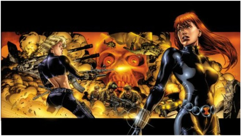 Black Widow and Yelena