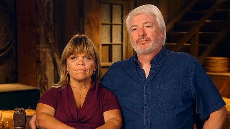 Amy Roloff and Chris Marek of LPBW