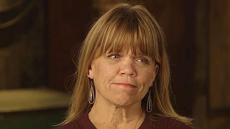 Amy Roloff of LPBW
