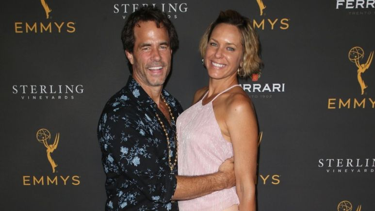 Arianne Zucker and Shawn Christian from Days of our Lives are engaged.