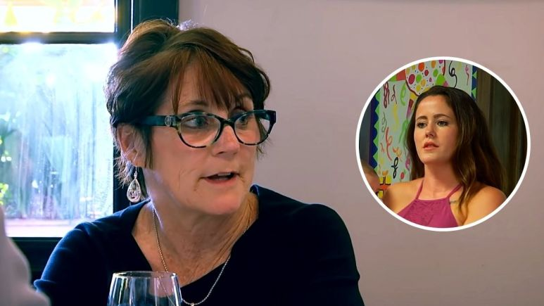 Barbara and Jenelle Evans formerly of Teen Mom 2