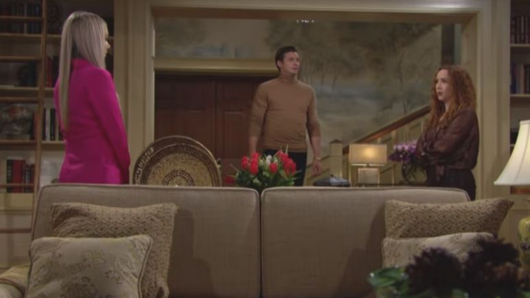 Where is Chance and is he coming back to Y&R?