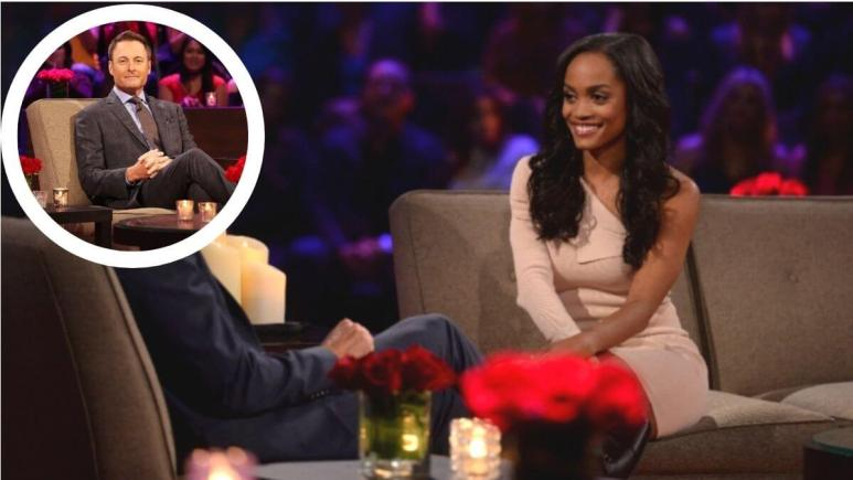 The Bachelorette's Rachel Lindsay calling her angry while filming the ABC show.