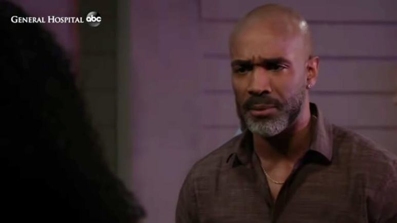 Donnell Turner as Curtis on General Hospital.