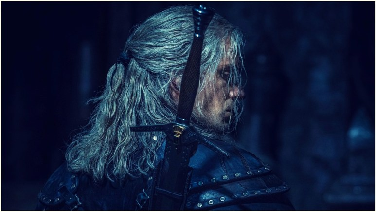 Henry Cavill stars as Geralt of Rivia, as seen in Season 2 of Netflix's The Witcher
