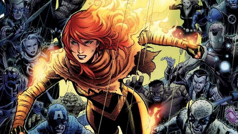 Hope Summers in the X-Men