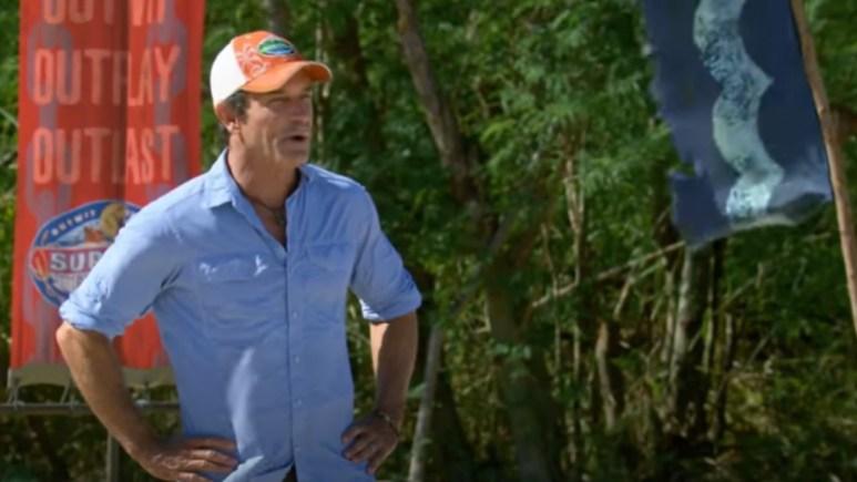 Jeff Probst Host On Survivor
