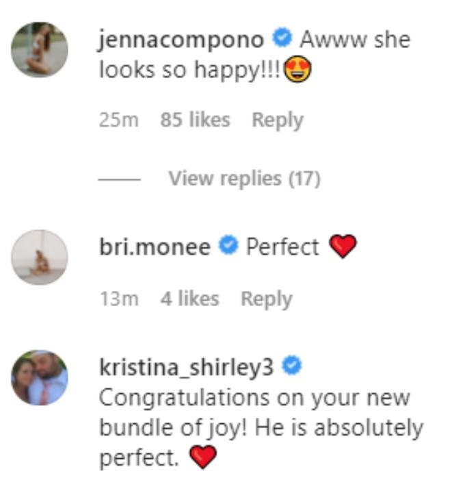 Cheyenne Floyd of Teen Mom OG on Instagram