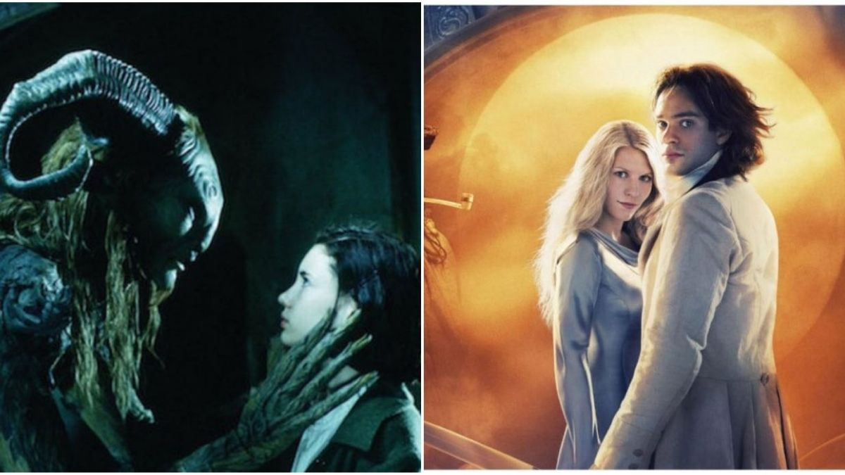 Pans Labyrinth and Stardust