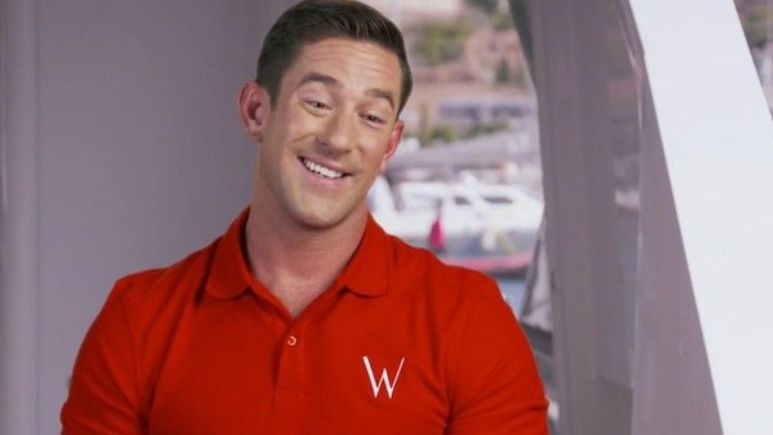 Peter Hunziker from Below Deck Mediterranean is celebrating the day he got fired from Bravo.