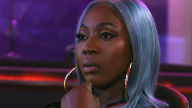 Spice on Love & Hip Hop Atlanta