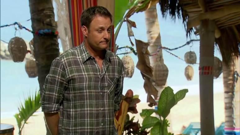 Chris Harrison on Bachelor in Paradise