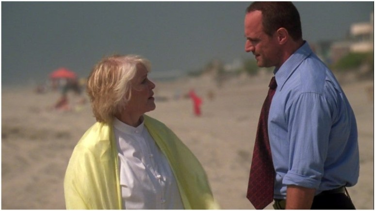 Stabler and mother