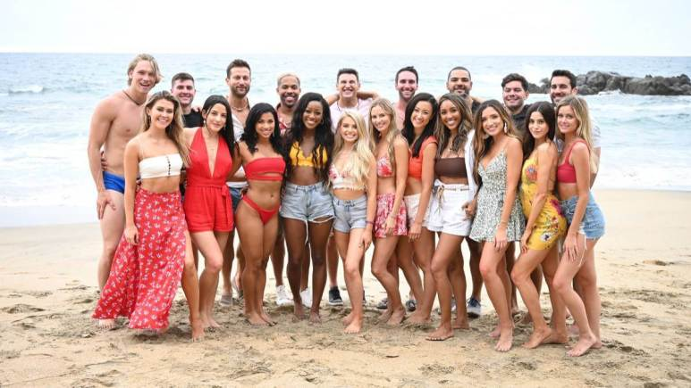 The cast of Bachelor in Paradise Season 6