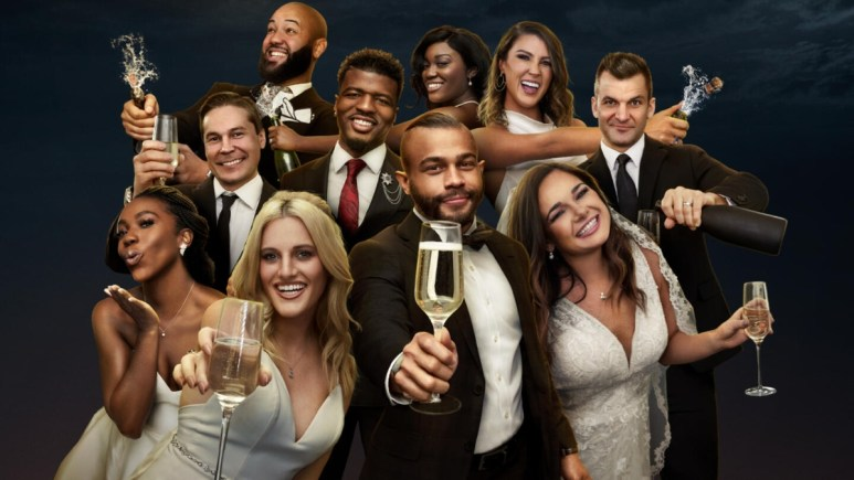 Married at First Sight Season 12's promo picture