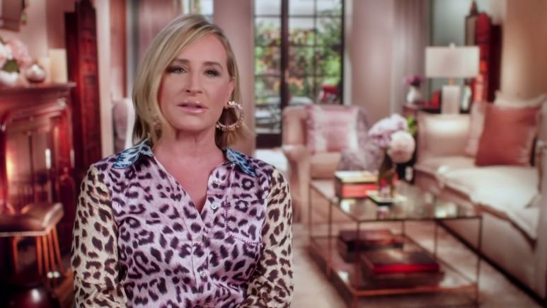 RHONY fans are impressed with Sonja Morgan's behavior in latest episode