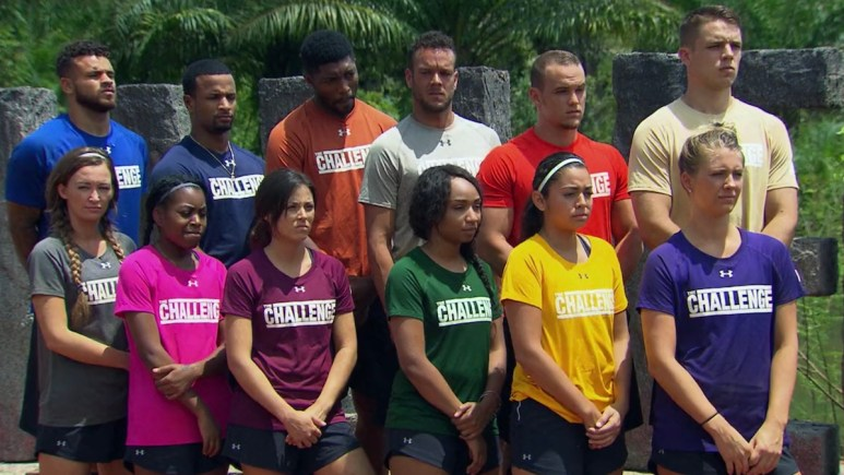 the challenge invasion of the champions cast members