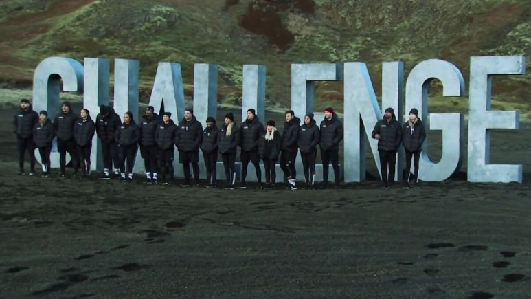 the challenge cast members after daily mission on double agents