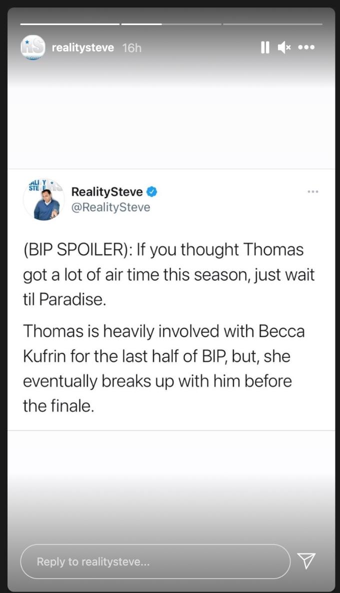 Thomas at BIP
