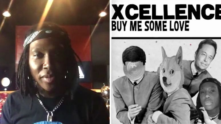 Image of Andre Excellence and Buy Some Love cover art