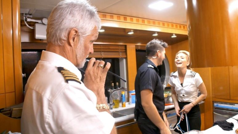 Below Deck has earned two 2021 Emmy nominations.