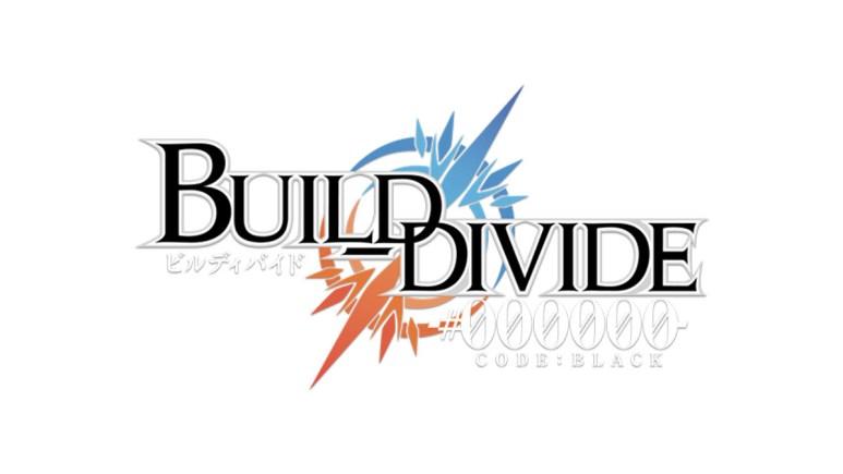 Build Divide Code Black Logo