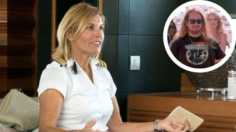 Captain Sandy Yawn talks Below Deck Med returning charter guest Roy Orbison Jr.