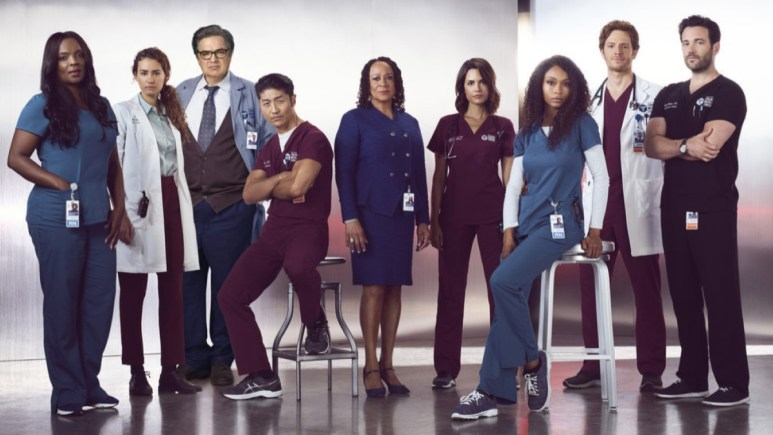 Chicago Med Early Cast