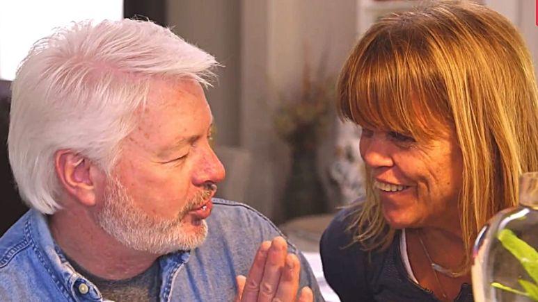 Chris Marek and Amy Roloff of LPBW