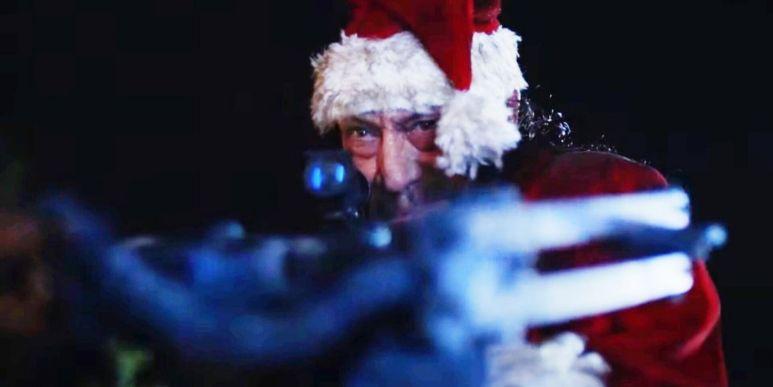 Danny Trejo stars as a killer Santa in Episode 4 of FX's American Horror Stories