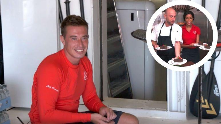 Below Deck Mediterranean Season 6 star Below Deck Med: David Pascoe shuts down trolls over Mathew Shea and Lexi Wilson crew treatment.
