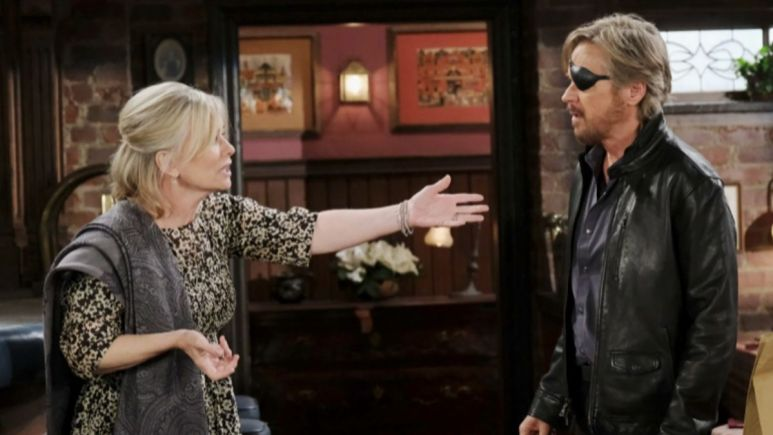 Days of our Lives has a schedule change due to the Olympic.