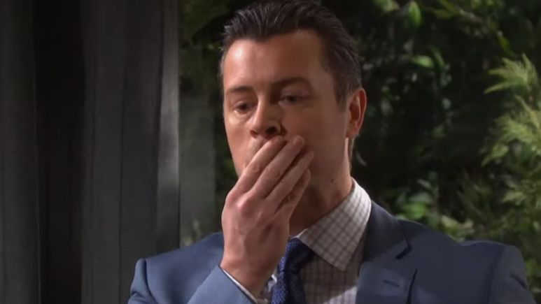 Days of our Lives spoilers tease Sami gets busted by EJ for cheating.